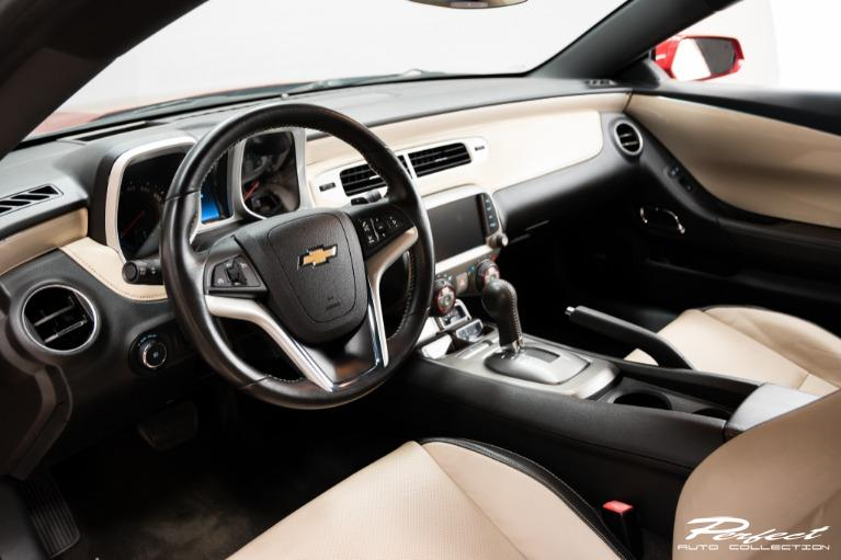 Used 2015 Chevrolet Camaro LT