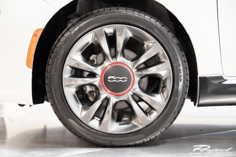 Used 2017 FIAT 500 Pop