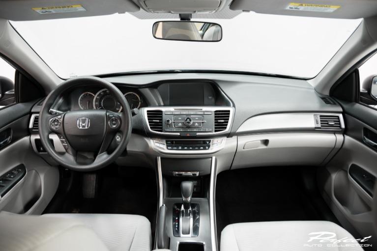 Used 2015 Honda Accord LX