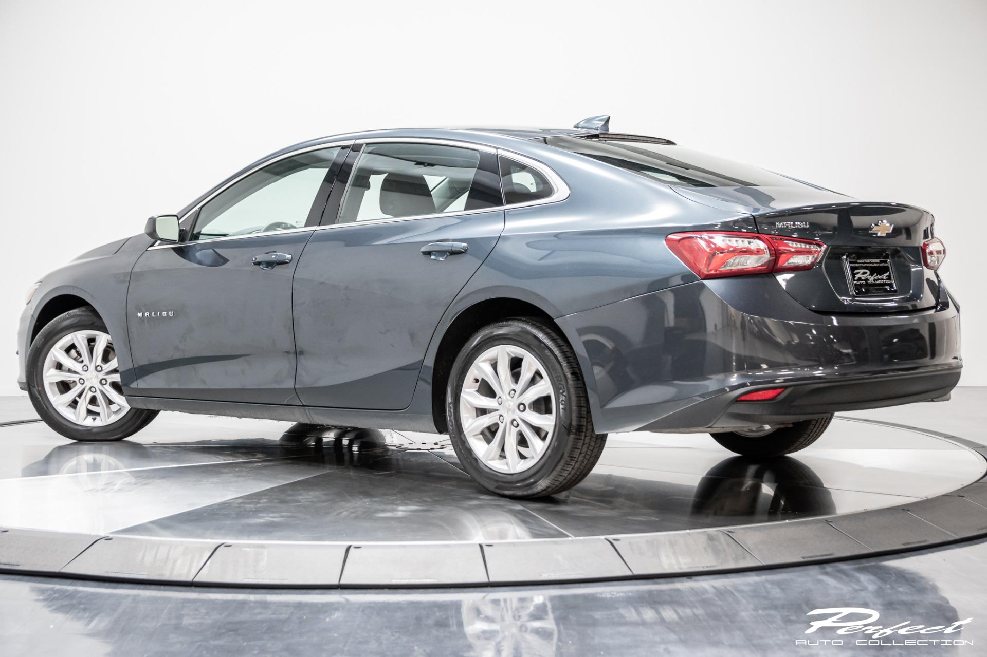 Used 2020 Chevrolet Malibu LT