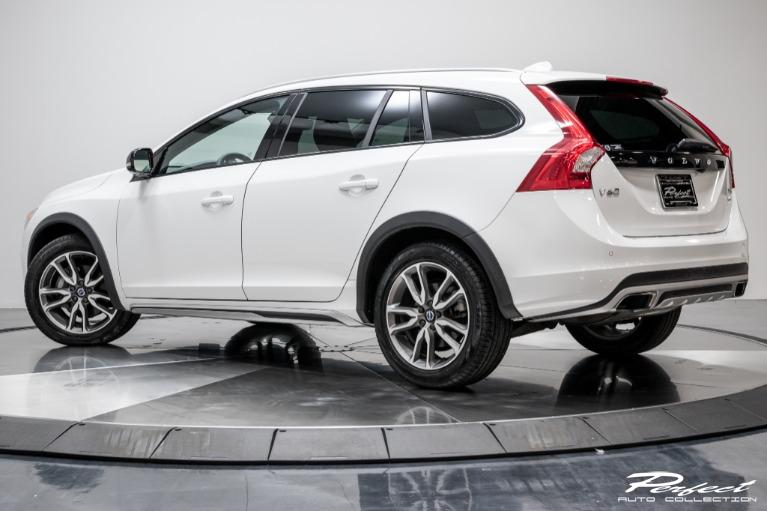 Used 2017 Volvo V60 Cross Country T5 Premier