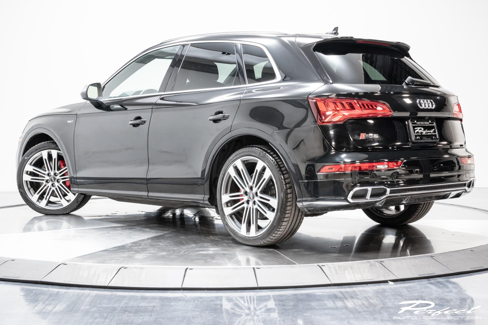 Used 2018 Audi SQ5 30T quattro Premium Plus
