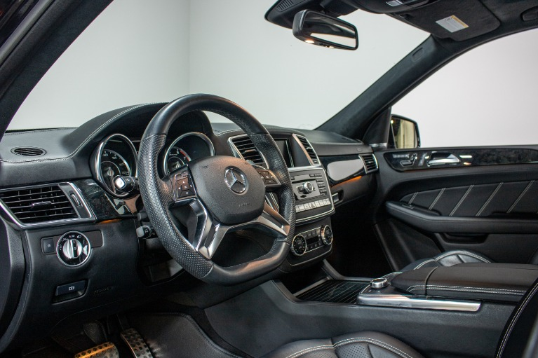 Used 2013 Mercedes Benz M Class ML 63 AMG 4MATIC Sport Utility 4D
