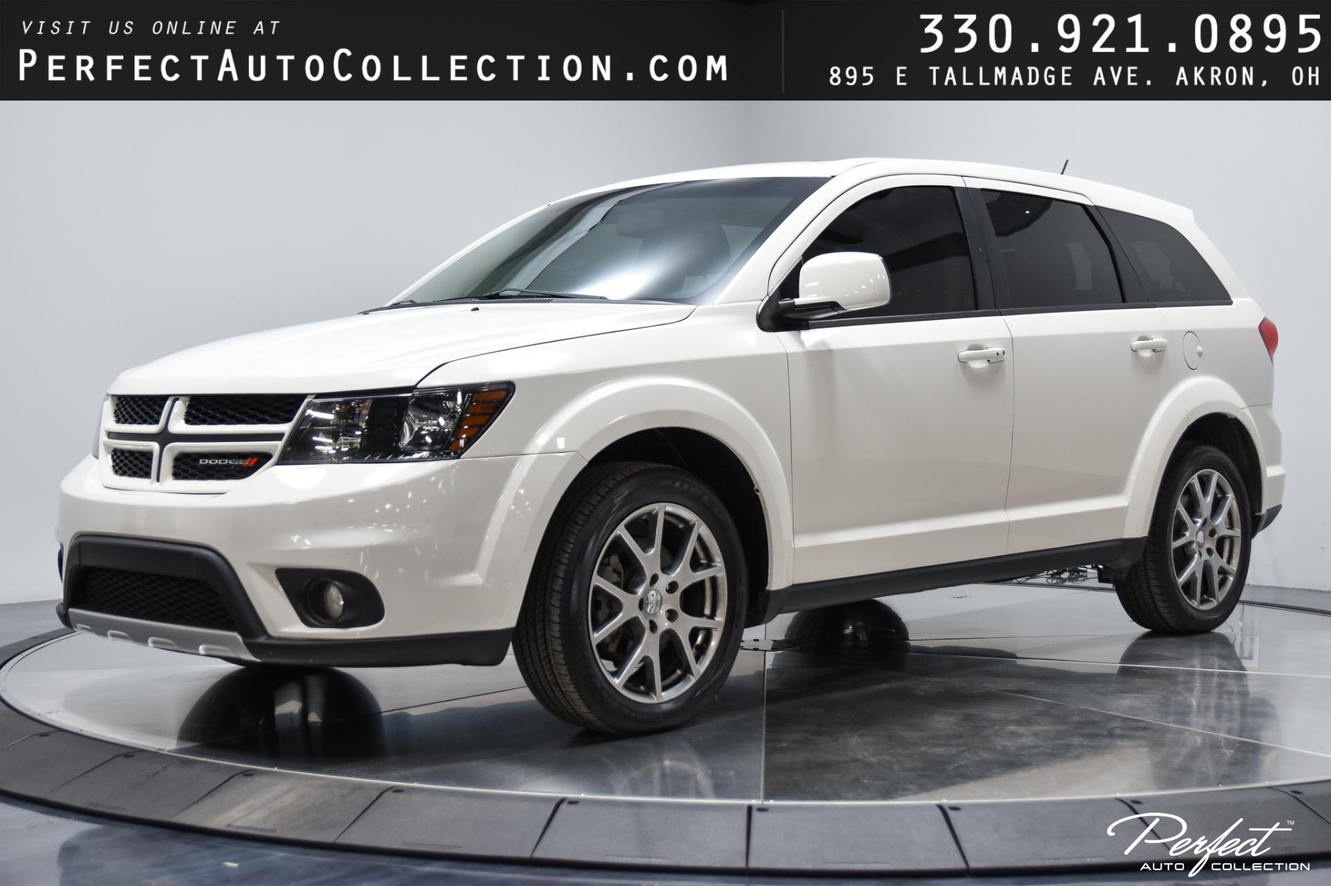 Used 2016 Dodge Journey R/T for sale $15,495 at Perfect Auto Collection in Akron OH 44310 1