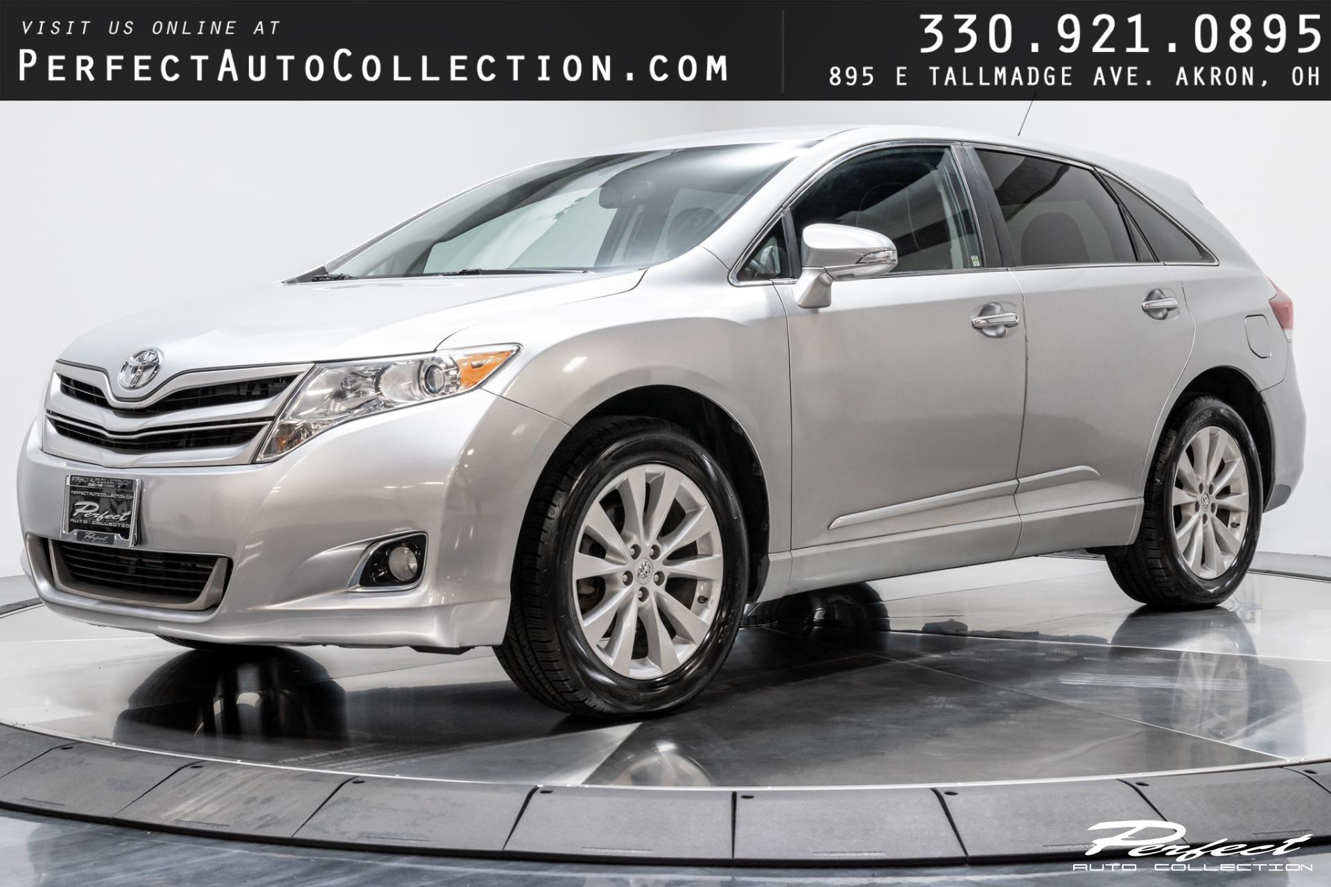 Used 2015 Toyota Venza XLE for sale Sold at Perfect Auto Collection in Akron OH 44310 1