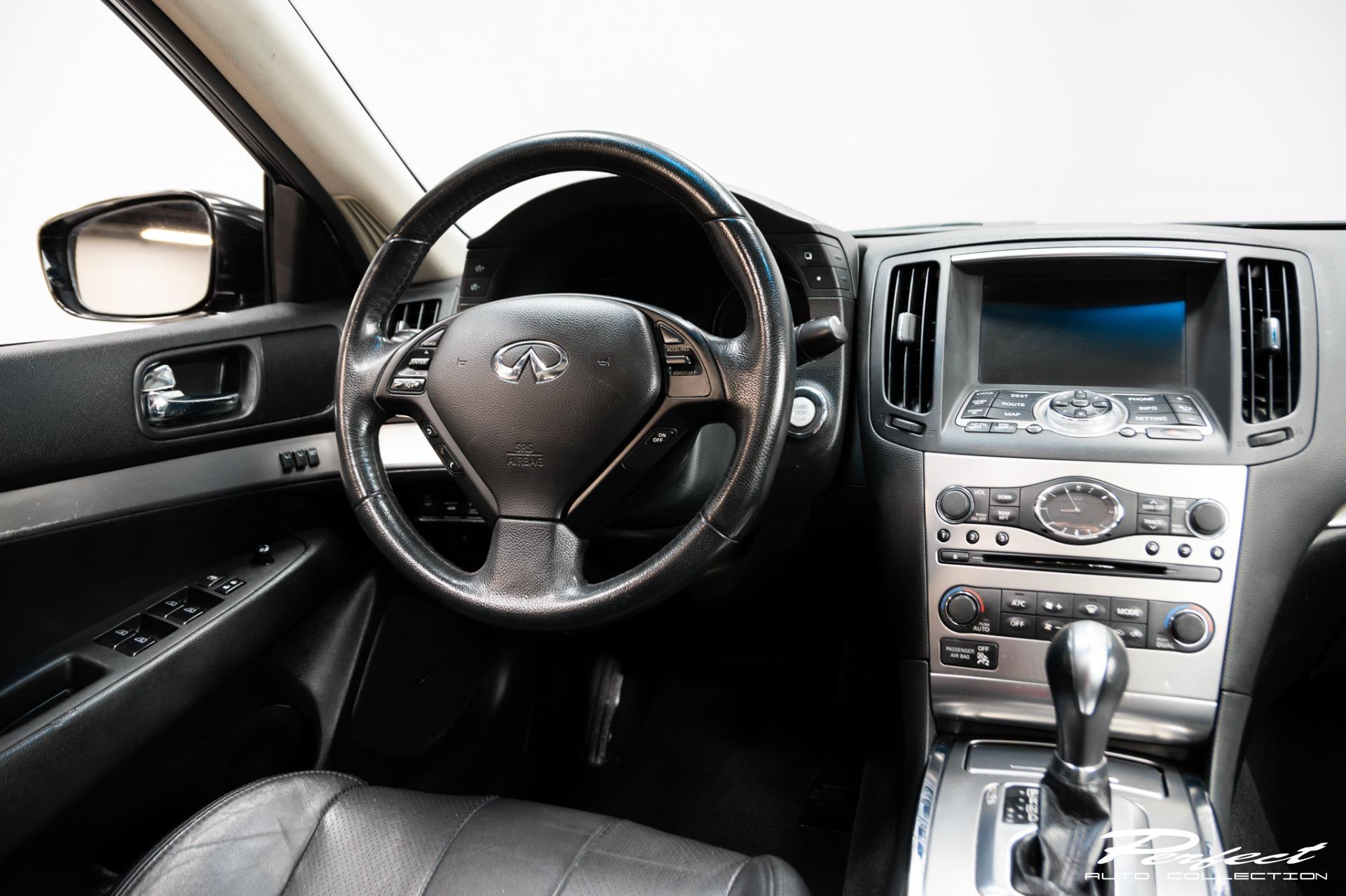 Used 2013 INFINITI G37 Sedan x