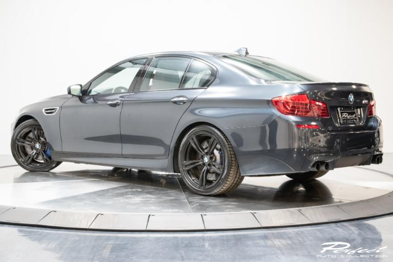 Used 2016 BMW M5 Competition