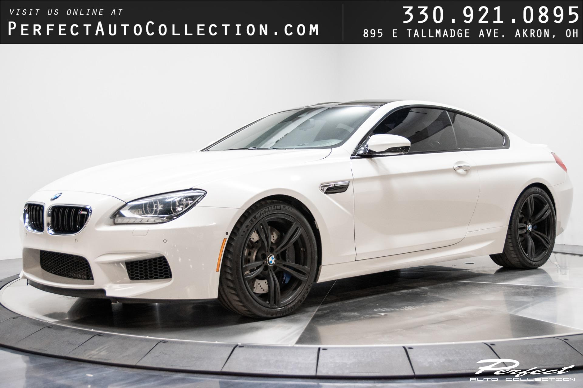 Used 2013 BMW M6 Base for sale $44,493 at Perfect Auto Collection in Akron OH 44310 1