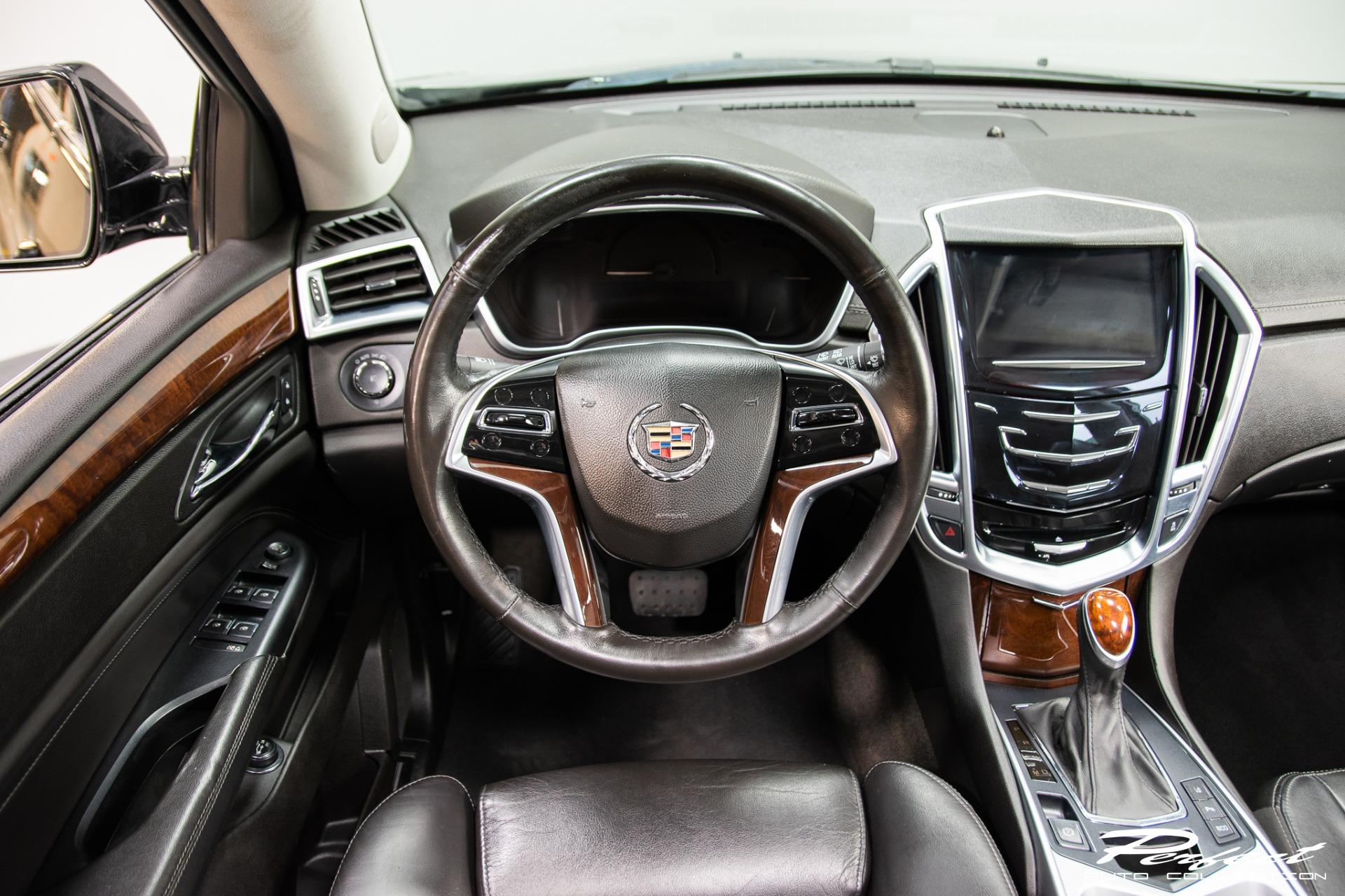 Used 2015 Cadillac SRX Luxury Collection For Sale ($17,493 ...