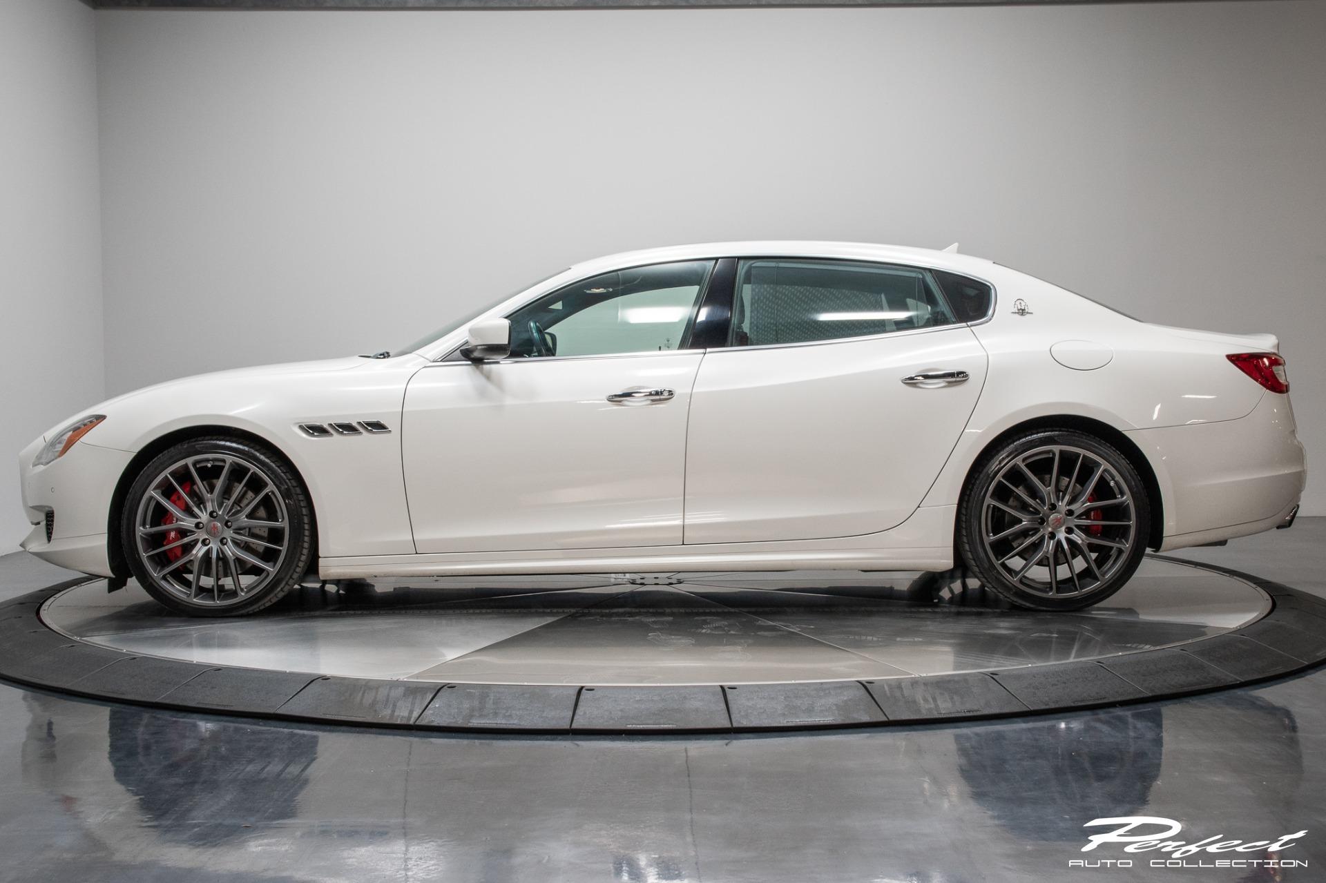 Used 2015 Maserati Quattroporte GTS