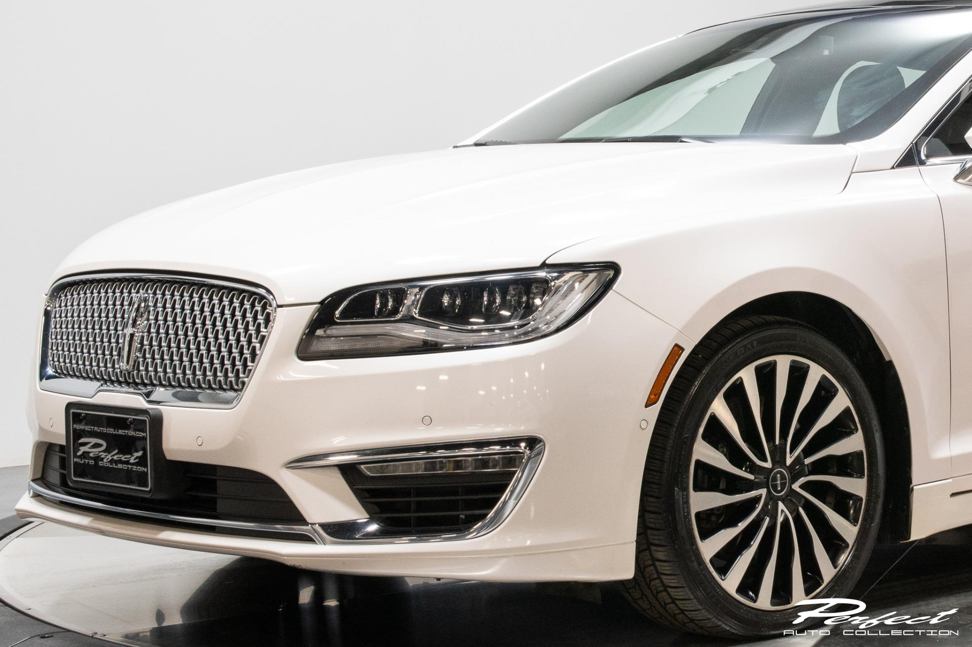 Used 2017 Lincoln MKZ Black Label for sale $26,293 at Perfect Auto Collection in Akron OH 44310 3