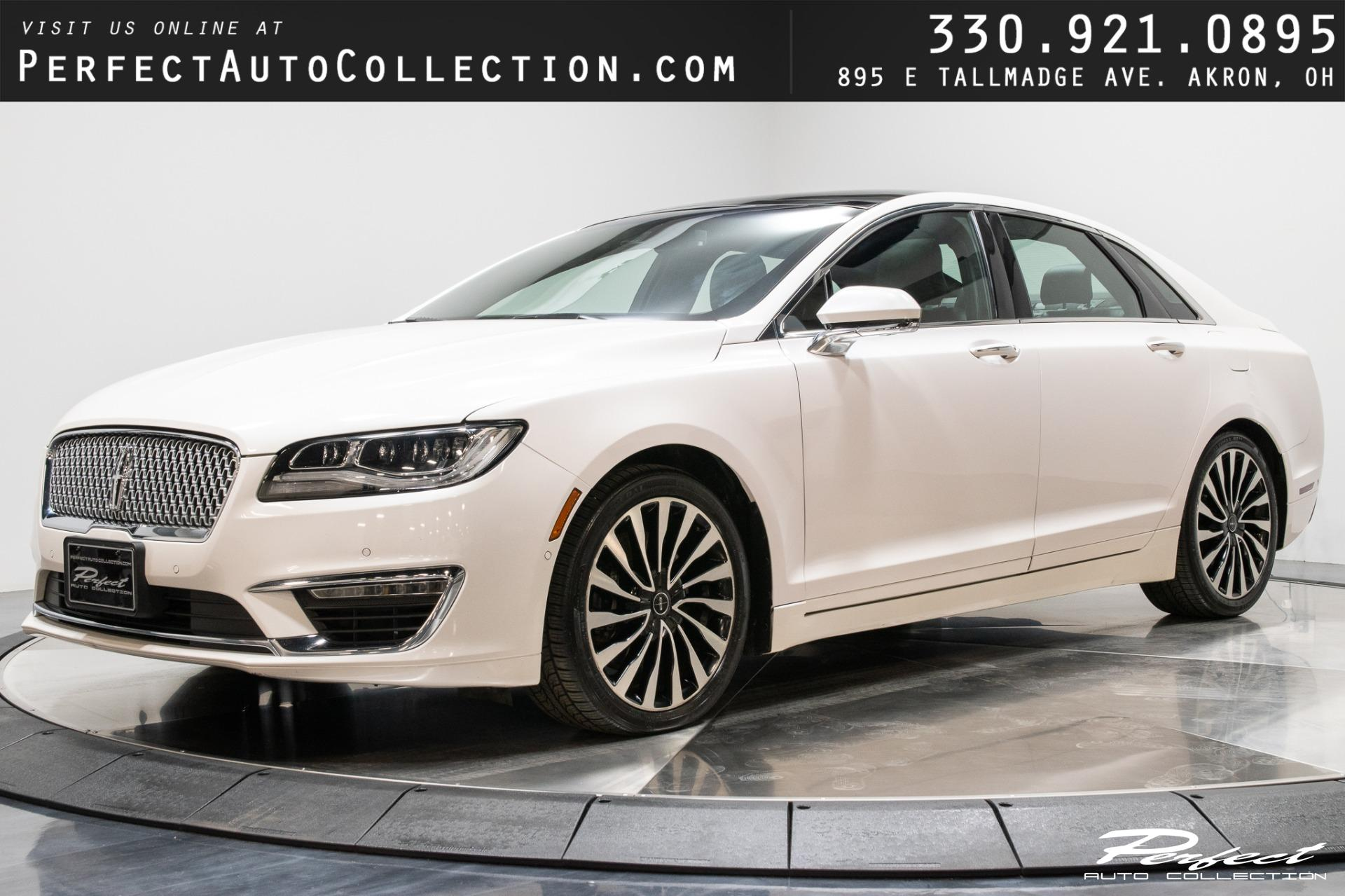 Used 2017 Lincoln MKZ Black Label for sale $26,293 at Perfect Auto Collection in Akron OH 44310 1