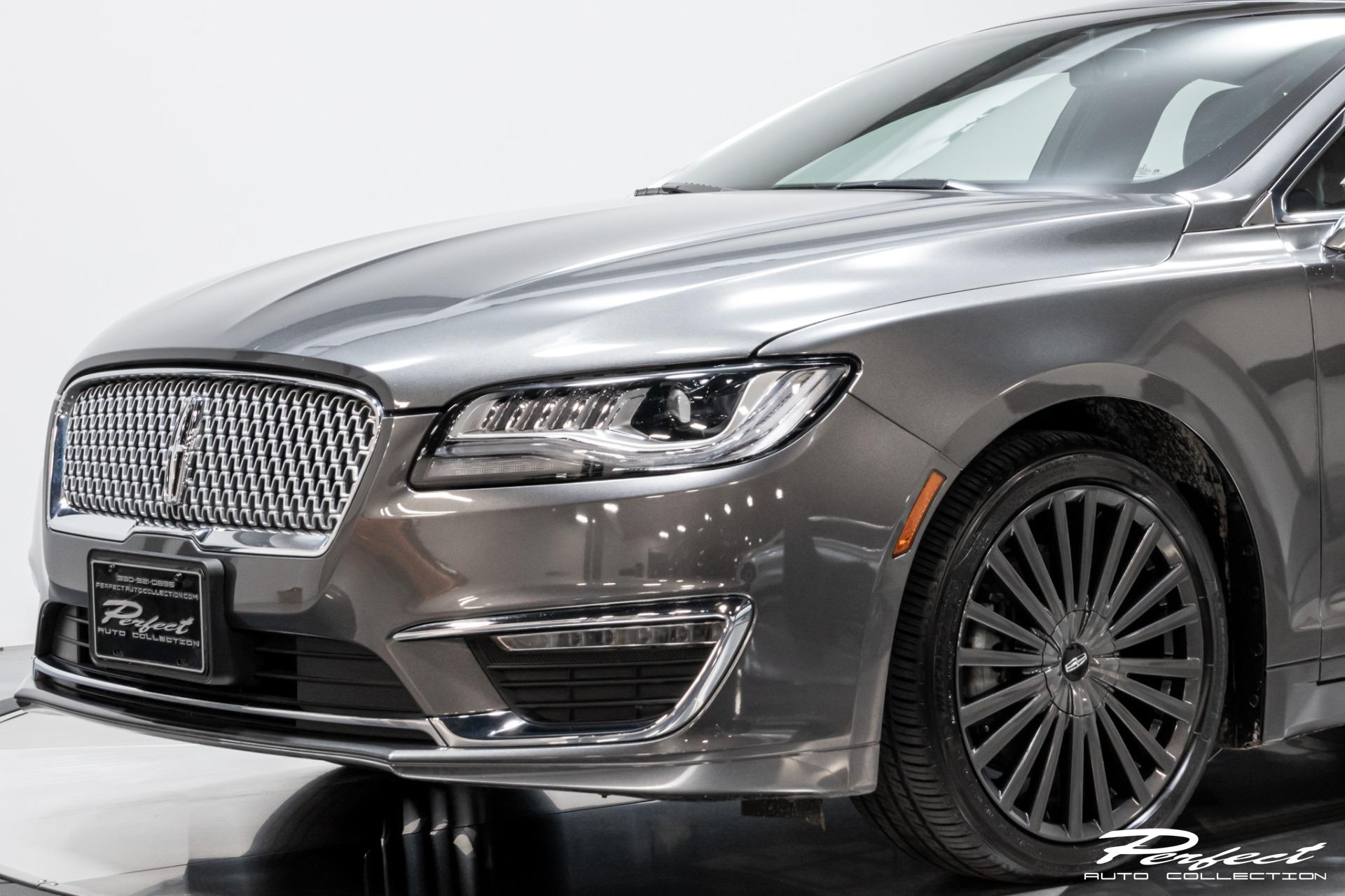 Used 2018 Lincoln MKZ Hybrid Reserve for sale Sold at Perfect Auto Collection in Akron OH 44310 2