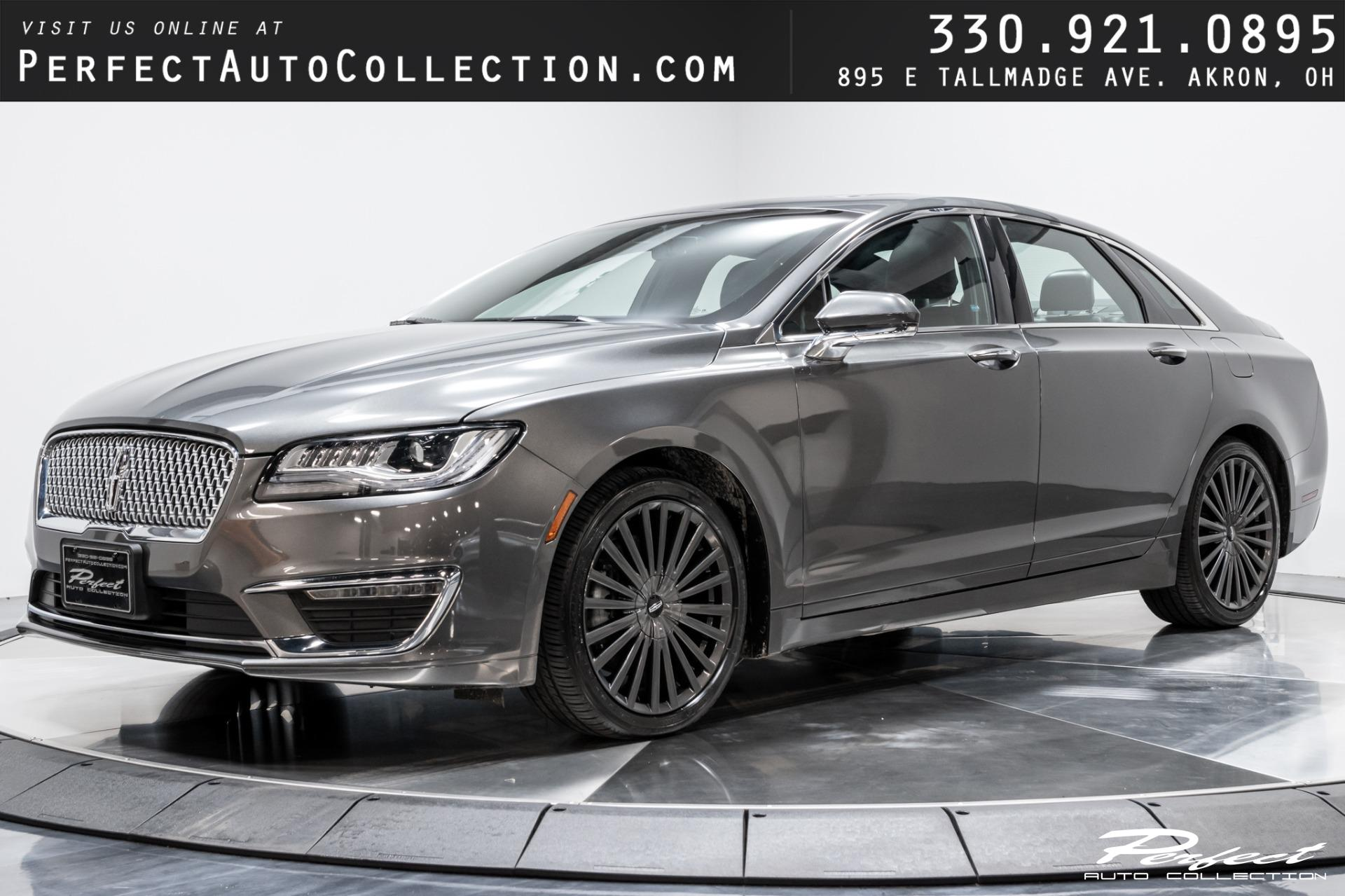 Used 2018 Lincoln MKZ Hybrid Reserve for sale Sold at Perfect Auto Collection in Akron OH 44310 1