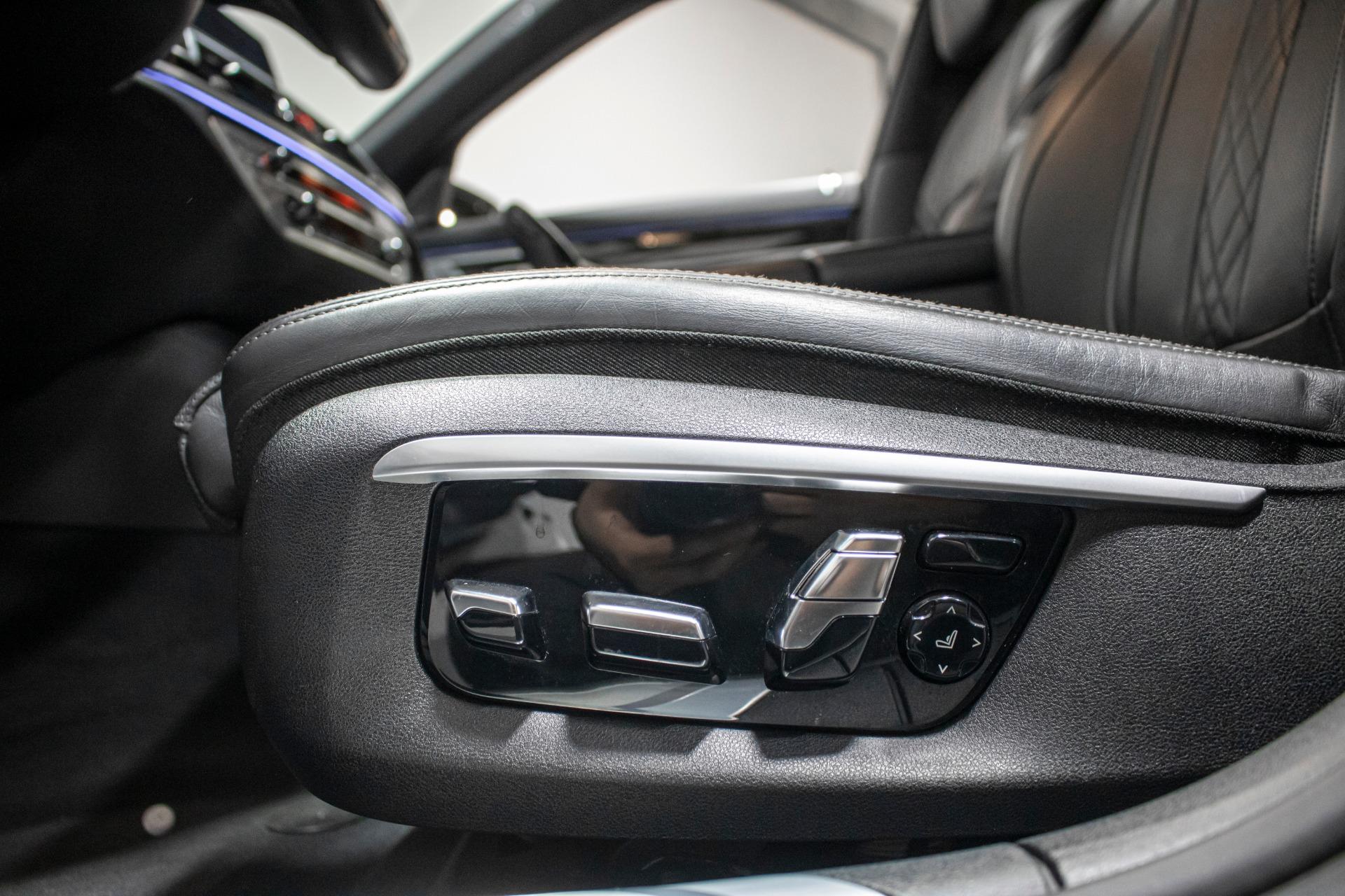 Used 2016 BMW 7 Series 750i xDrive Sedan 4D
