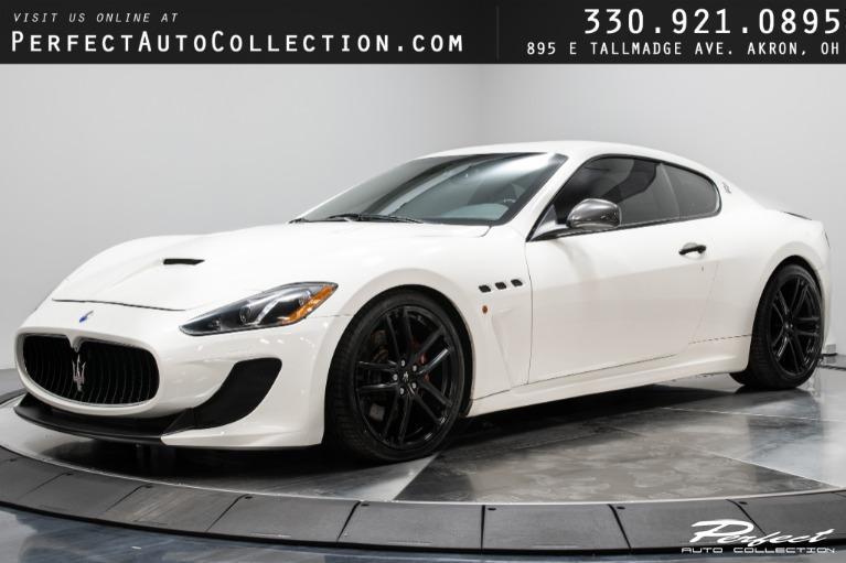 Used 2013 Maserati GranTurismo MC Stradale for sale $49,993 at Perfect Auto Collection in Akron OH