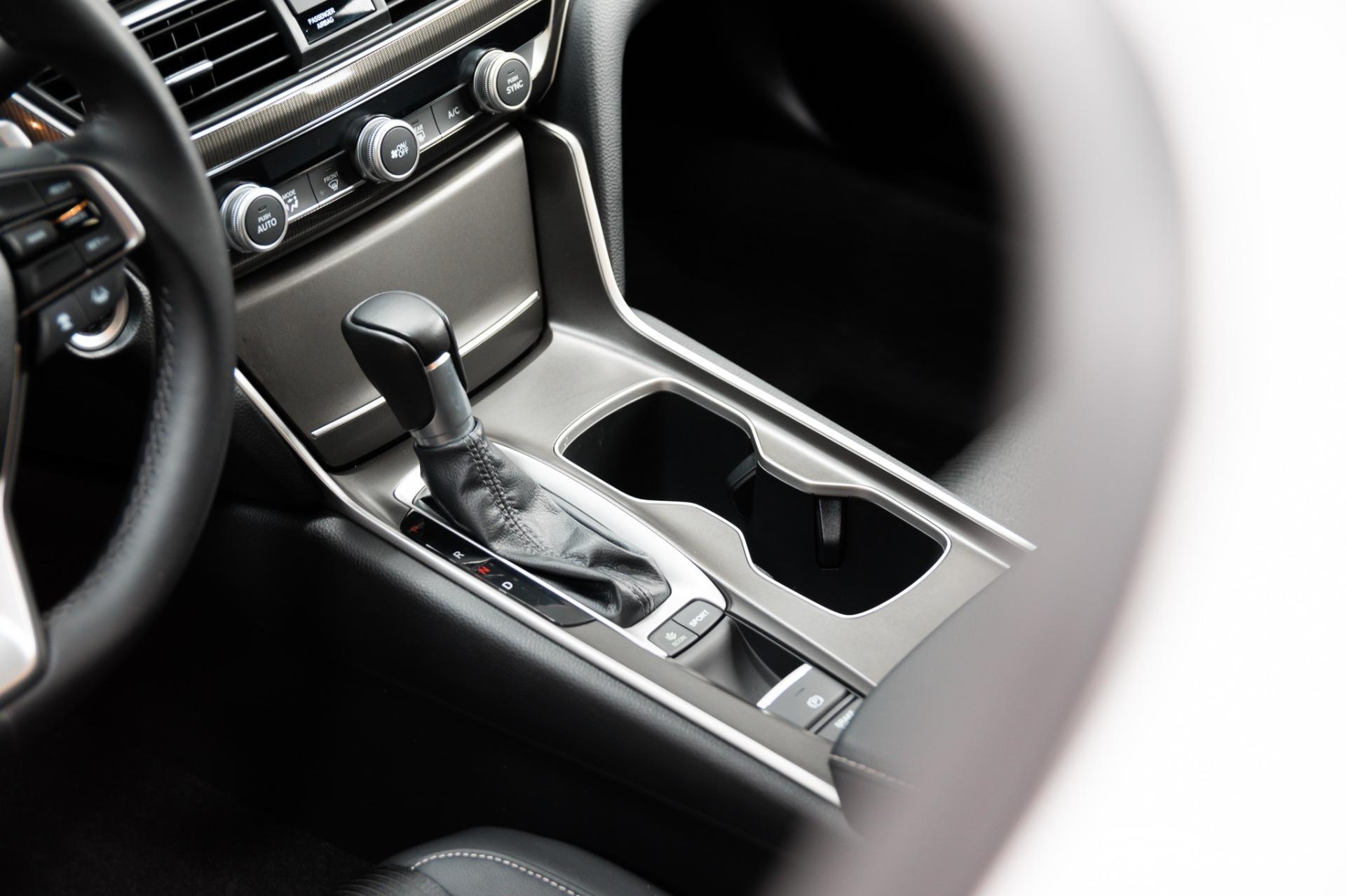 Used 2018 Honda Accord Sport