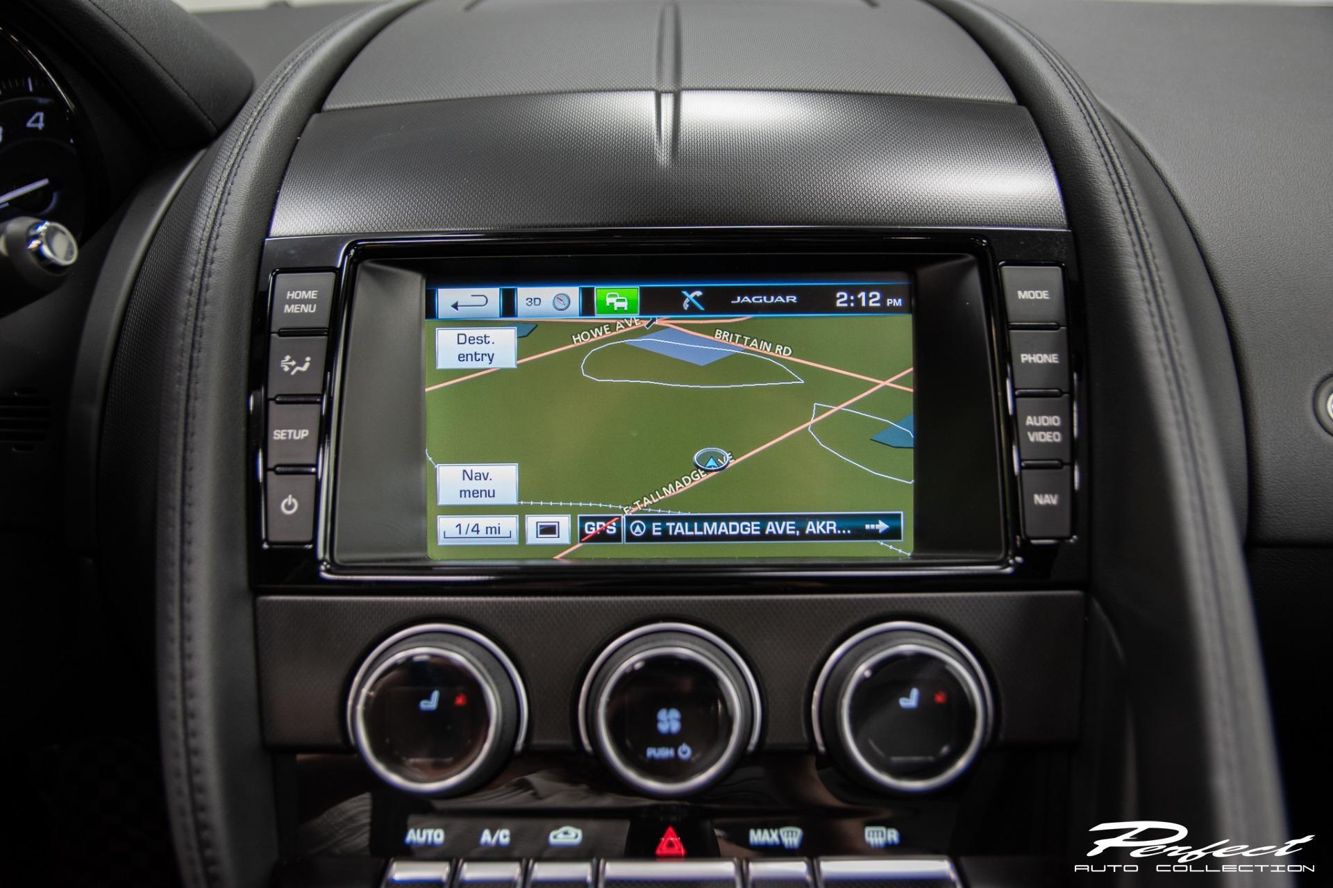 Used 2015 Jaguar F TYPE S