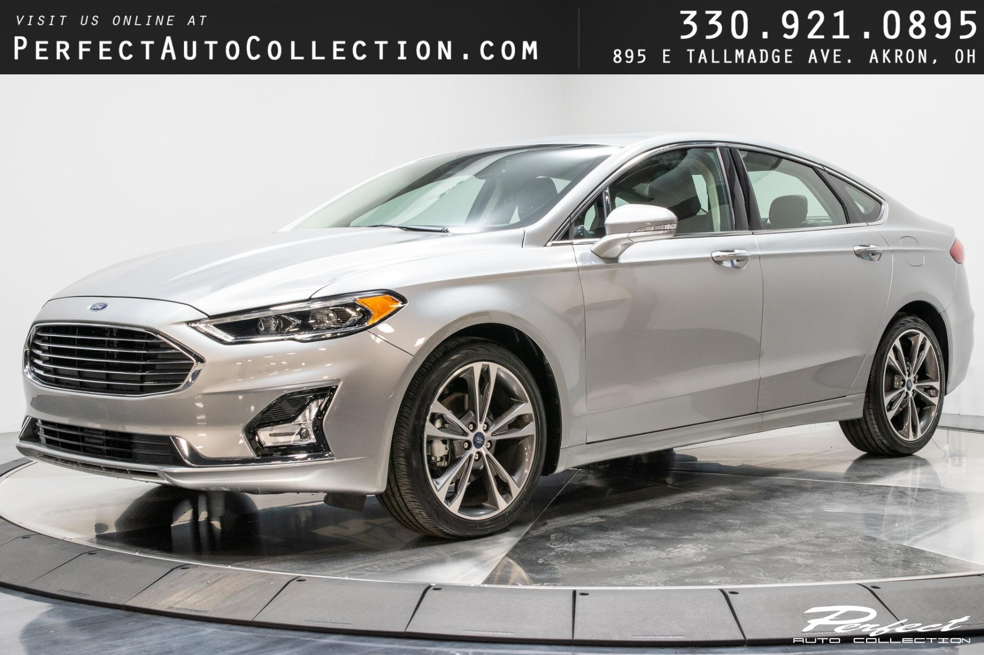 Used 2020 Ford Fusion Titanium for sale Sold at Perfect Auto Collection in Akron OH 44310 1