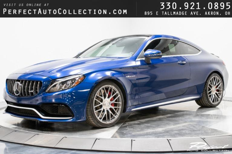 Used 2017 Mercedes Benz C Class AMG C 63 S Modified Exhaust