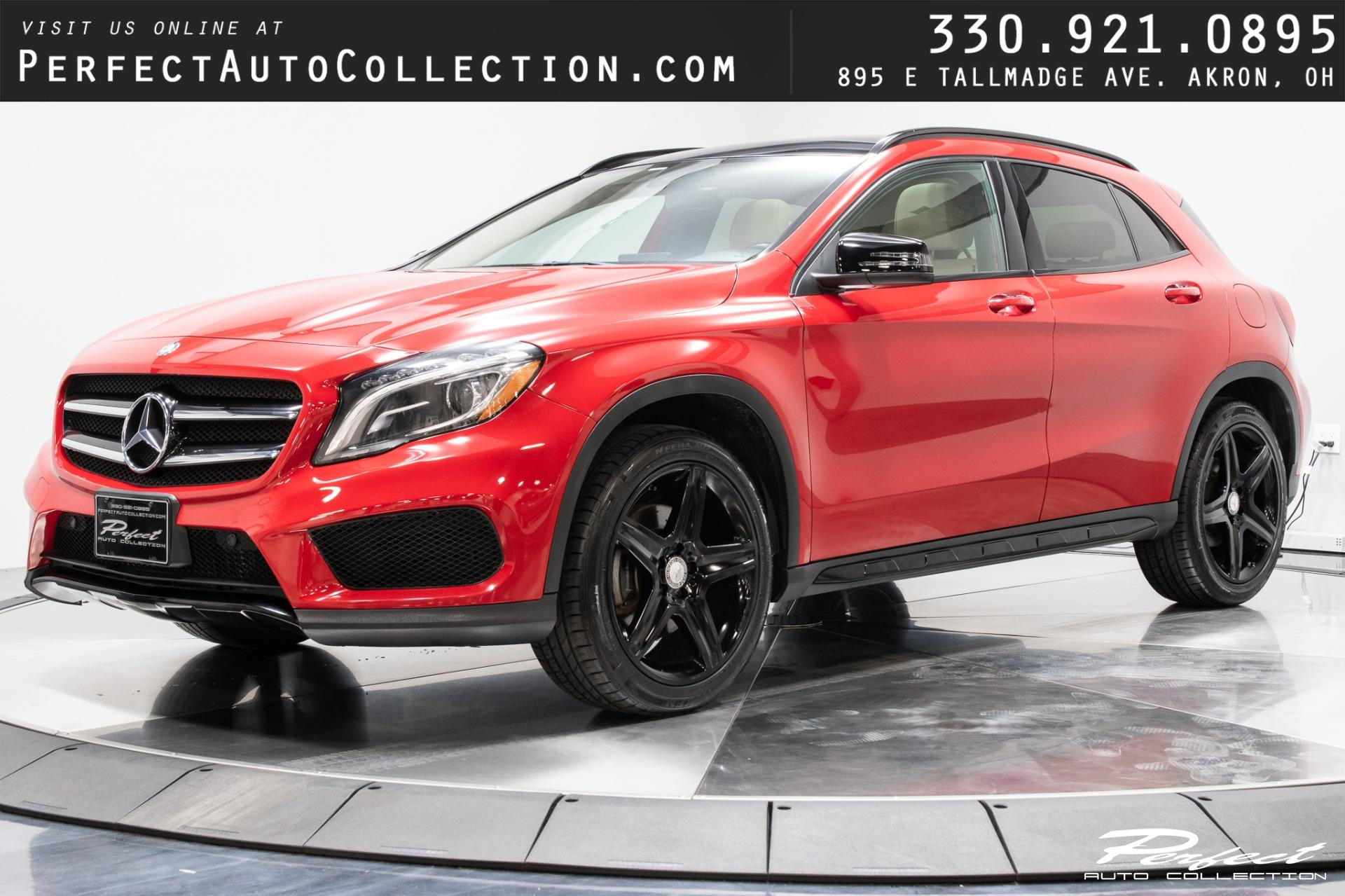 Used 2016 Mercedes-Benz GLA GLA 250 4MATIC for sale $21,993 at Perfect Auto Collection in Akron OH 44310 1
