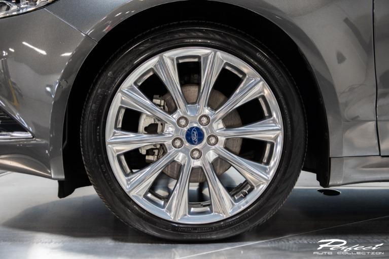 Used 2017 Ford Fusion Platinum