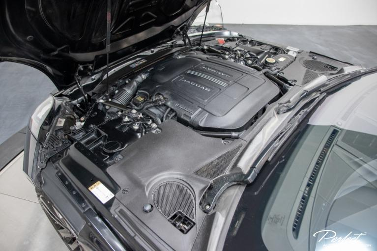 Used 2017 Jaguar F TYPE S