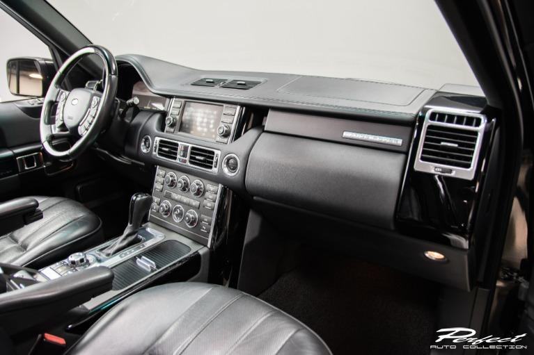 Used 2012 Land Rover Range Rover Supercharged