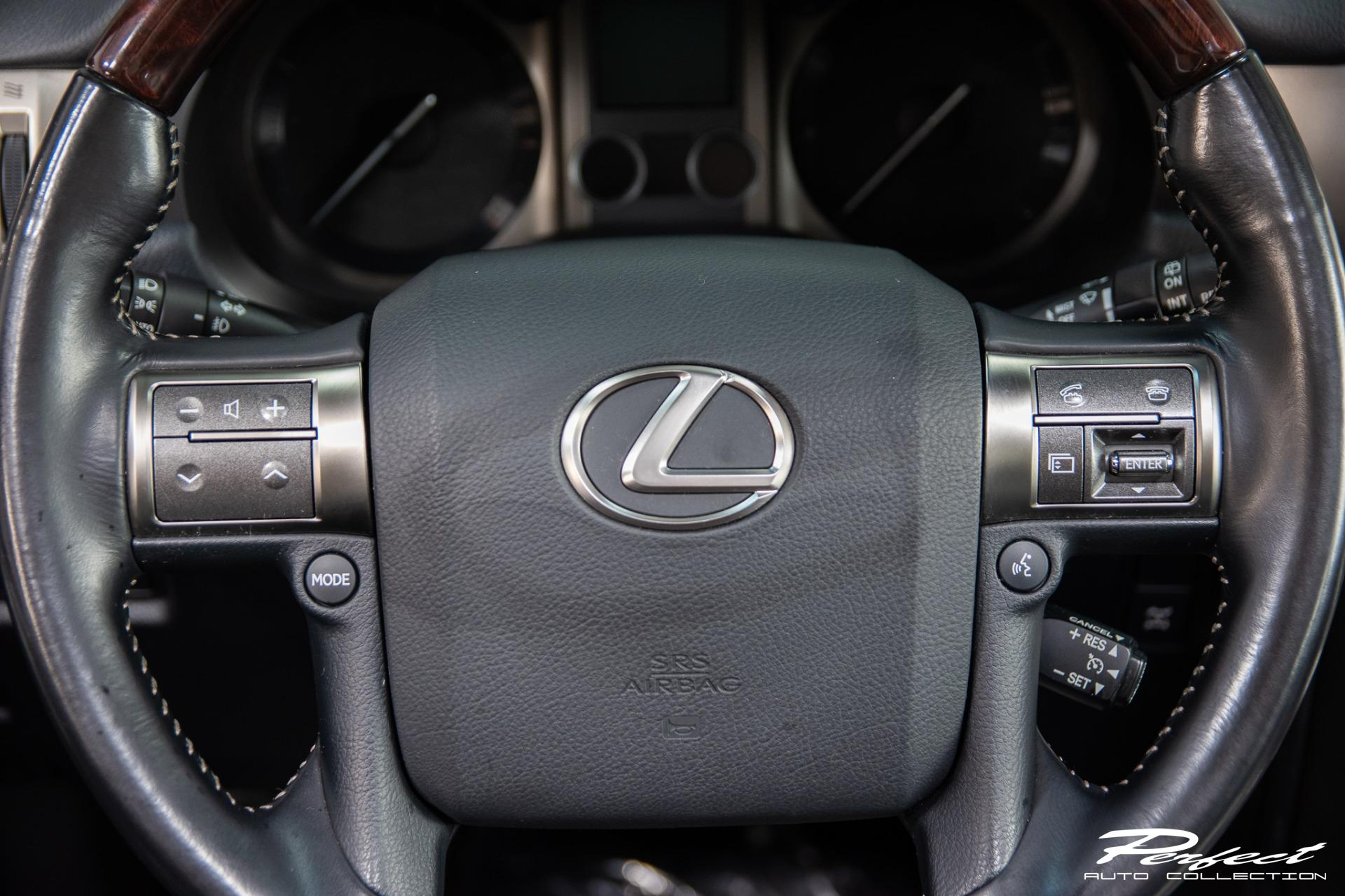 Used 2016 Lexus GX 460 Base