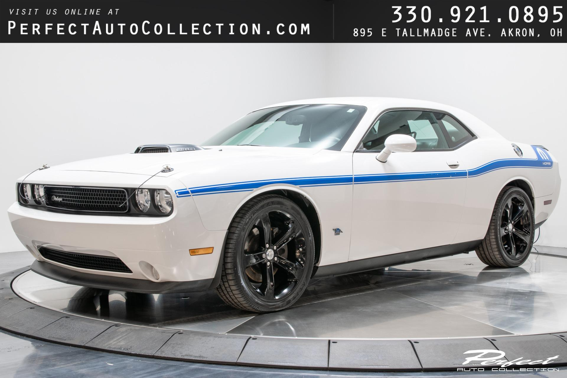 Used 2014 Dodge Challenger R/T Shaker MOPAR for sale Sold at Perfect Auto Collection in Akron OH 44310 1