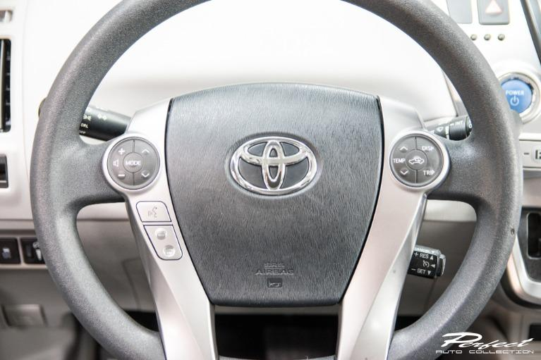 Used 2017 Toyota Prius v Two