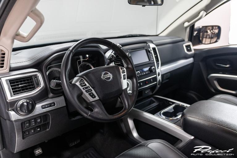 Used 2019 Nissan Titan Crew Cab PRO 4X Pickup 4D 5 12 ft