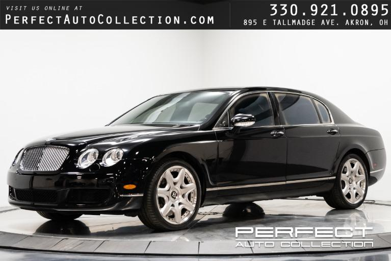 Used 2008 Bentley Continental Flying Spur for sale $53,995 at Perfect Auto Collection in Akron OH