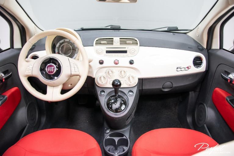 Used 2012 FIAT 500c Pop