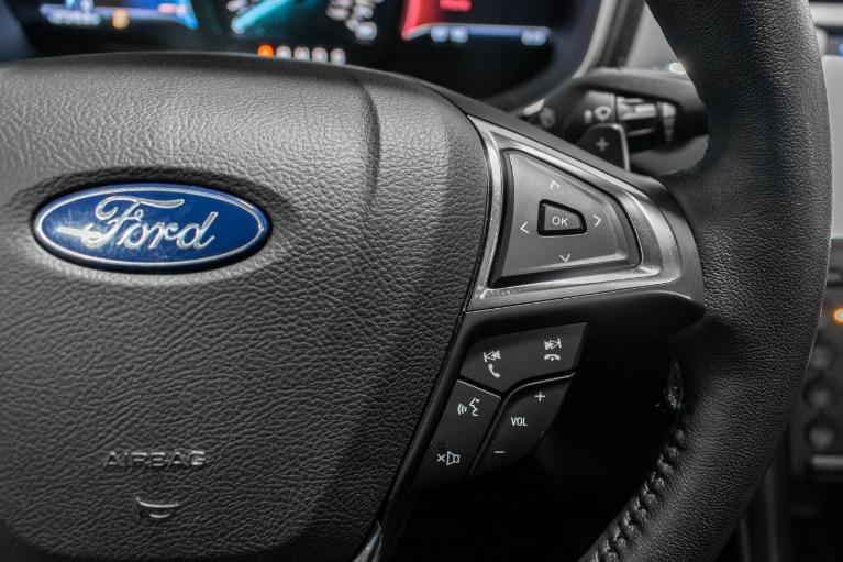 Used 2019 Ford Fusion Titanium Sedan 4D