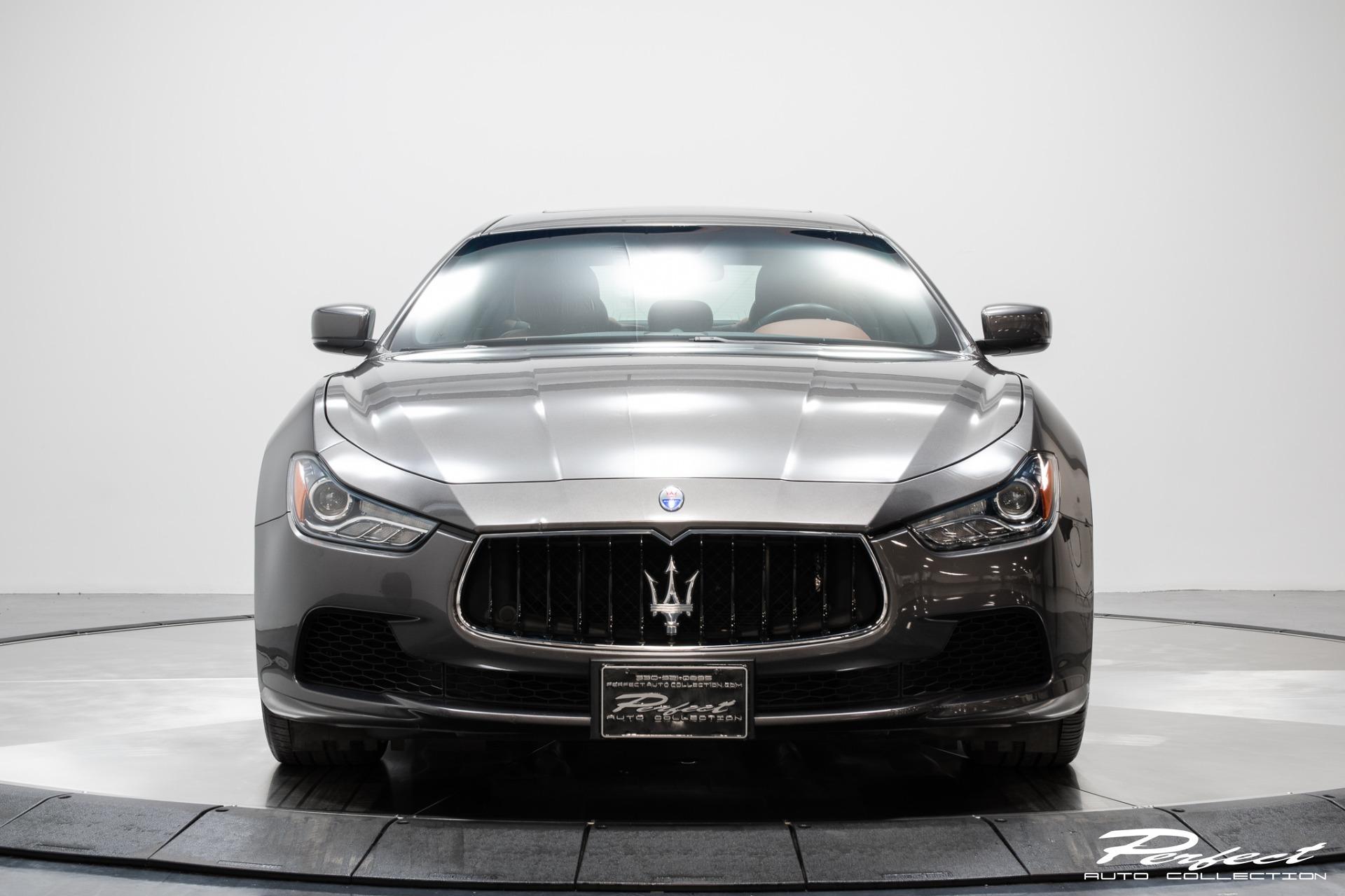 Used 2016 Maserati Ghibli Q4