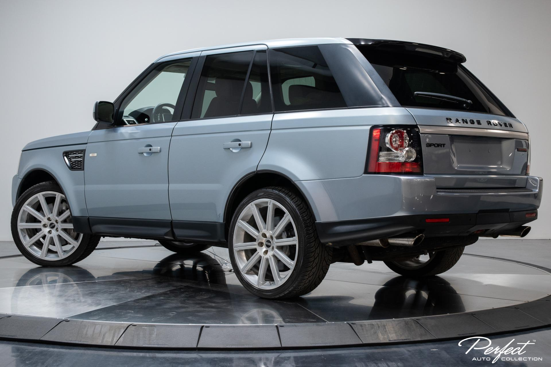 Used 2012 Land Rover Range Rover Sport Supercharged