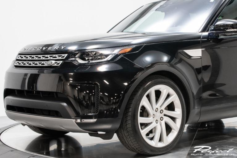 Used 2017 Land Rover Discovery HSE Td6