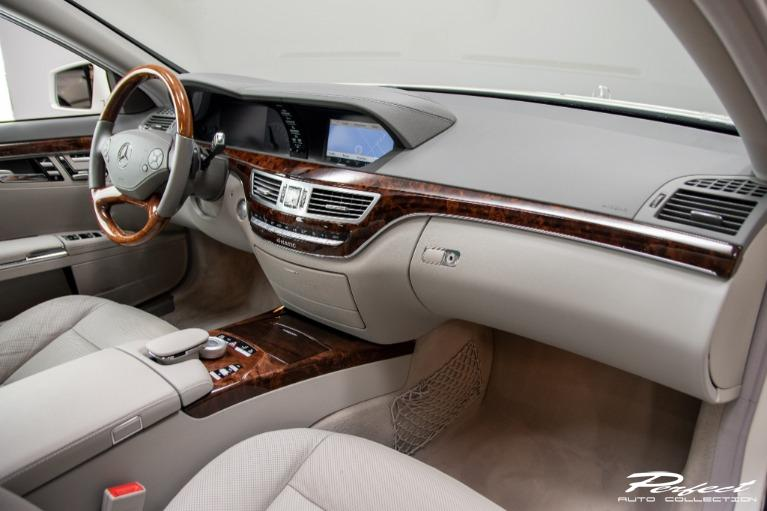 Used 2010 Mercedes Benz S Class S 550 4MATIC