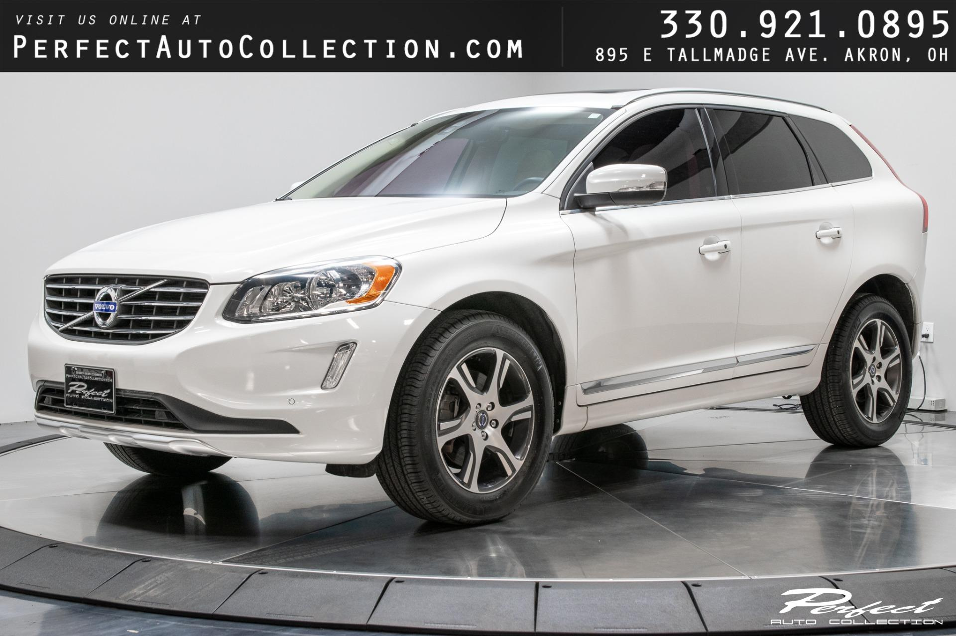 Used 2015 Volvo XC60 T6 for sale $19,393 at Perfect Auto Collection in Akron OH 44310 1