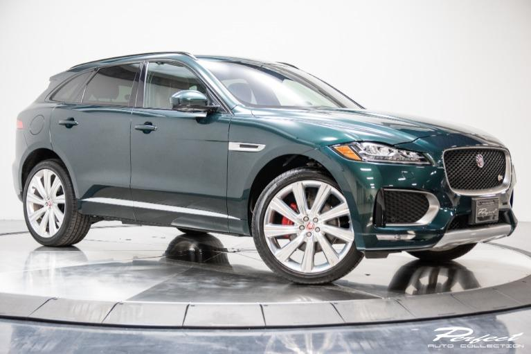 Used 2018 Jaguar F PACE S