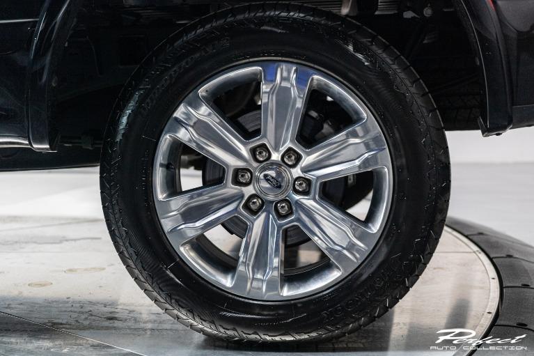 Used 2019 Ford F150 SuperCrew Cab Platinum Pickup 4D 6 12 ft