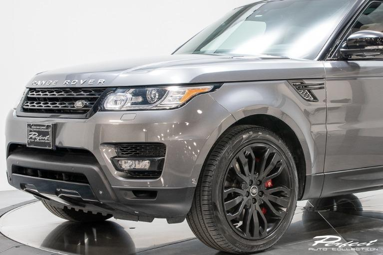 Used 2014 Land Rover Range Rover Sport Supercharged
