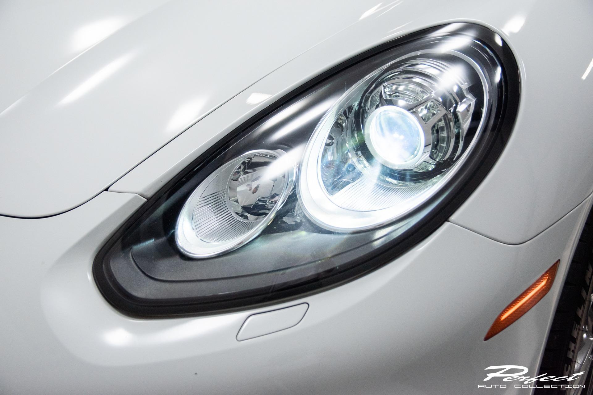 Used 2014 Porsche Panamera Turbo