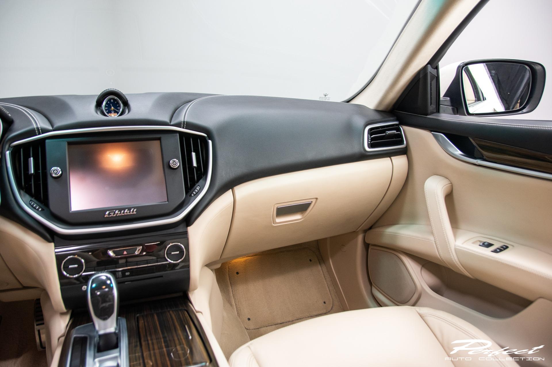 Used 2015 Maserati Ghibli S Q4