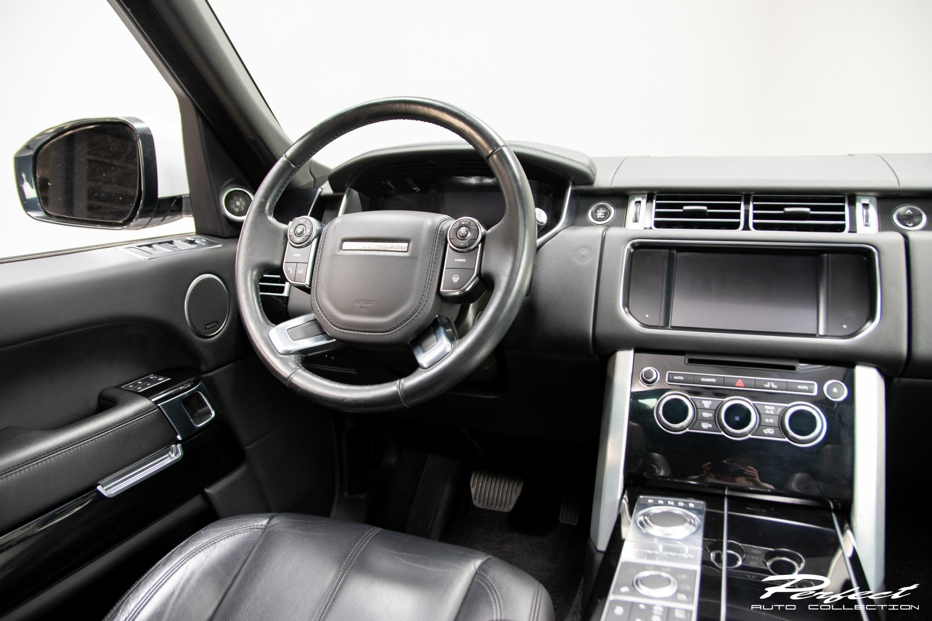 Used 2016 Land Rover Range Rover Td6