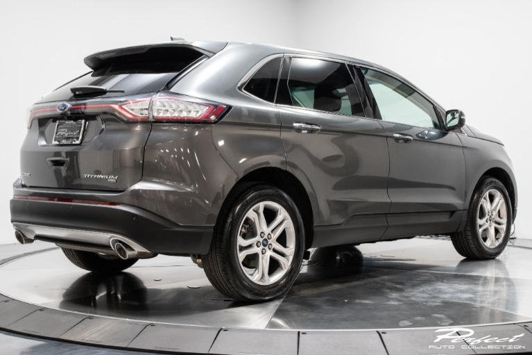Used 2018 Ford Edge Titanium