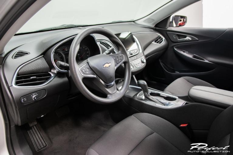 Used 2020 Chevrolet Malibu LT