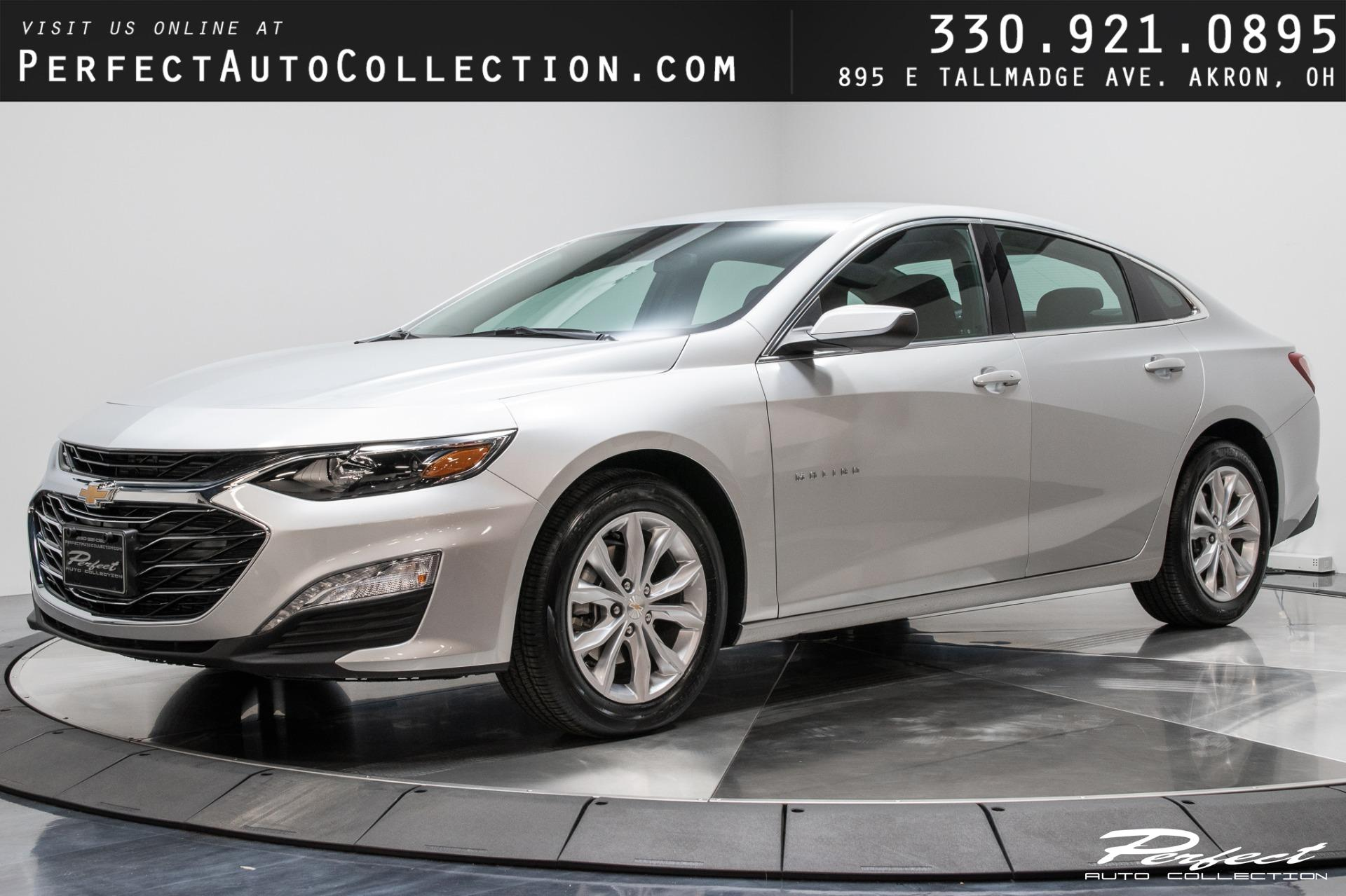 Used 2020 Chevrolet Malibu LT for sale Sold at Perfect Auto Collection in Akron OH 44310 1