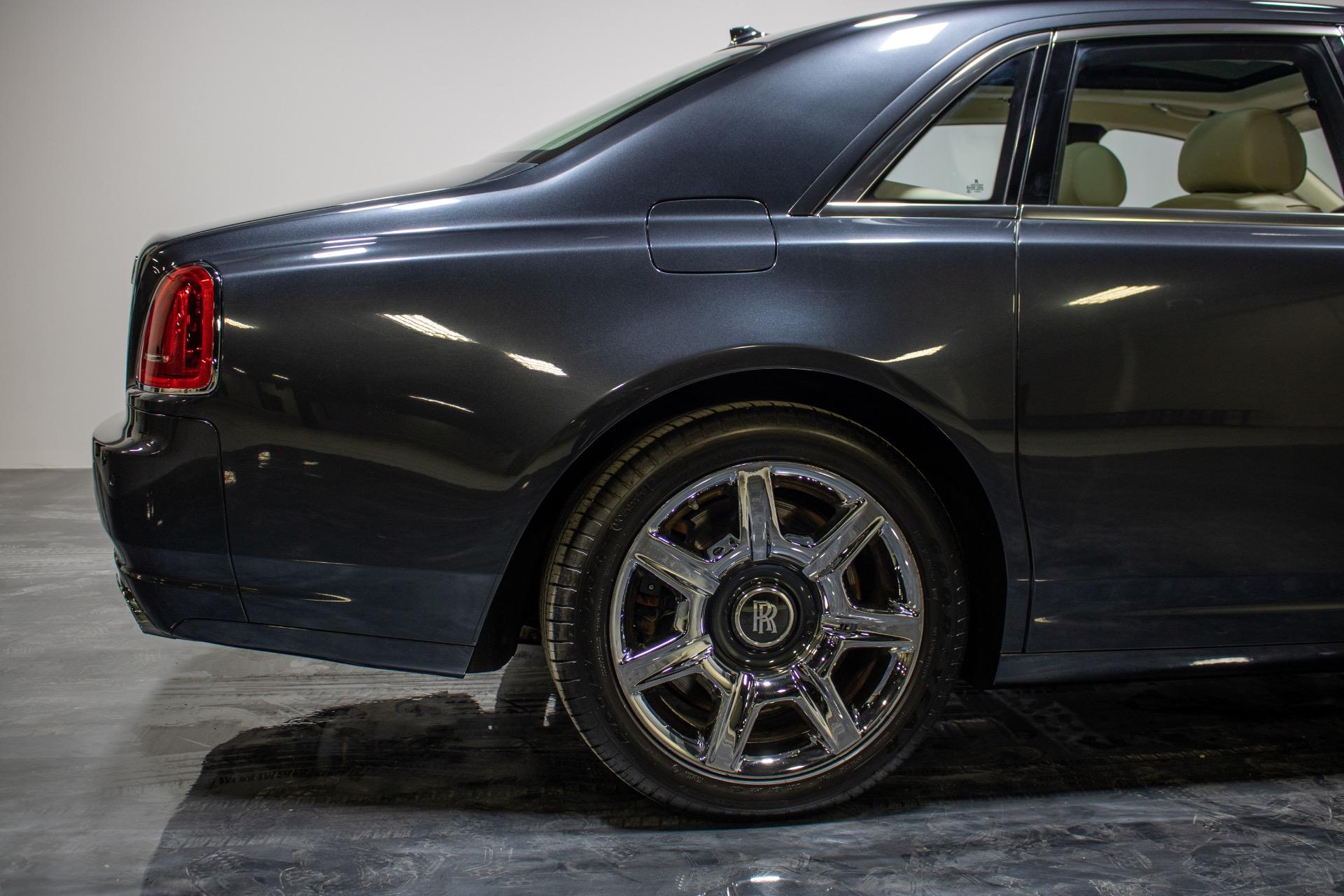Used 2010 Rolls Royce Ghost Sedan 4D